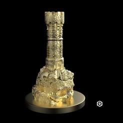 i1.jpg Télécharger fichier OBJ Échecs des pièces de la tour • Objet pour imprimante 3D, Proyect3DPro