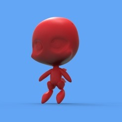 Download 3D printing models PLAGG, THE CHARACTER OF MIRACULOUS LADYBUG MIRACULOUS, DESIGNS0iKKi