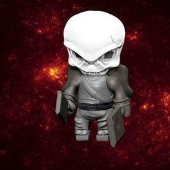Télécharger objet 3D Crâne, DESIGNS0iKKi