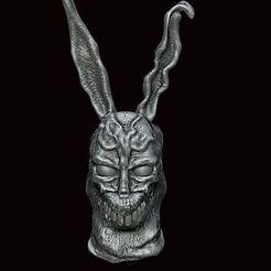0.JPG Download STL file Donnie Darko FAN ART • 3D printing model, DESIGNS0iKKi