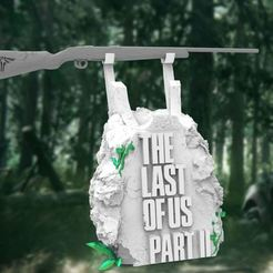 Descargar modelo 3D base control Ps4 LAST of us II, DESIGNS0iKKi