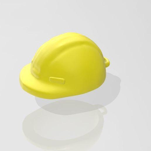 helmet.JPG Télécharger fichier OBJ gratuit porte-clefs • Design pour impression 3D, DESIGNS0iKKi