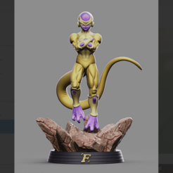 Sans titre.png Télécharger fichier OBJ dragon ball dbz film freezer dragonball super golden frizer friza • Objet pour imprimante 3D, anonymous-70f76c30-a848-44b3-9aea-830b70041832