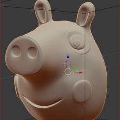Descargar modelos 3D Peppa Pig Mask, estebanb