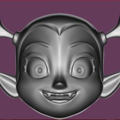 Descargar archivos 3D Vampirina Mask, estebanb