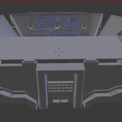3.PNG Download STL file SAN LORENZO Stadium • 3D print template, estebanb