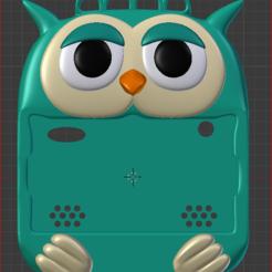 Buho Formato 1 Frente.PNG Télécharger fichier OBJ Jeux d'enfants en valise à tablettes • Plan pour impression 3D, estebanb
