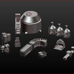 Factory 0.PNG Download STL file Factory Elements • Design to 3D print, estebanb