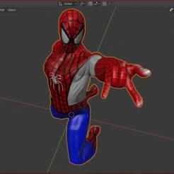 Captura 1.PNG Download STL file Spiderman • 3D printer template, estebanb