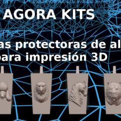Download 3D printing designs ANIMALITES KIT, estebanb