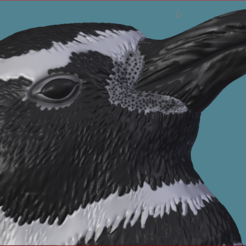 Download 3D printing files Penguin, estebanb