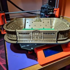 75650443_2558053124277909_4790436917994848256_n.jpg Download STL file HURRICANE Stadium • 3D printing template, estebanb