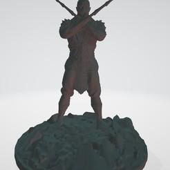 Baraka 7.jpg Download STL file Baraka MK11 • 3D print model, lucasxd331
