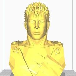 Download 3D printer model Guts Bust (Berserk), lucasxd331