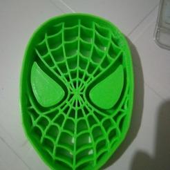 Descargar archivos 3D Cortador de Galletas Spiderman , figuero_3000