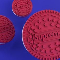 oreo.jpg Download STL file Supreme Oreo Cookie • 3D printable design, eortizrangel