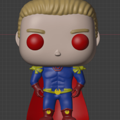 Captura de Pantalla 2020-09-28 a la(s) 13.57.49.png Download STL file Funko Pop Homelander The Boys • 3D printer template, eortizrangel
