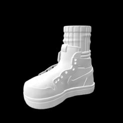 Captura de Pantalla 2020-11-16 a la(s) 13.27.09.png Download STL file Nike Cactus Jack Travis Scott pencilcase • Model to 3D print, eortizrangel