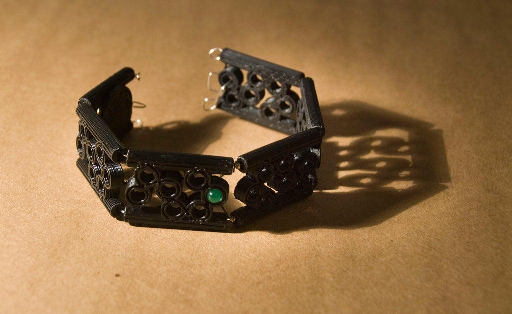 modularbubblebracelet5.jpg Télécharger fichier STL gratuit Bracelet à Bulles Modulaire • Objet imprimable en 3D, Urgnarb