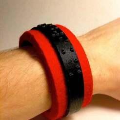 Télécharger objet 3D gratuit Bracelet Braille, Urgnarb
