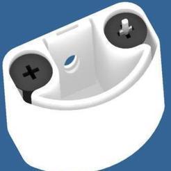 renderedpintablecamv2topview.jpg Télécharger fichier STL gratuit *Mise à jour* Caméra moyen format • Design imprimable en 3D, Urgnarb