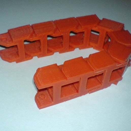 Télécharger plan imprimante 3D gatuit Chaîne de câbles à picots, Urgnarb