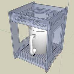 apes-err-so_display_large.jpg Télécharger fichier STL gratuit Support pour cafetière • Modèle pour imprimante 3D, Urgnarb
