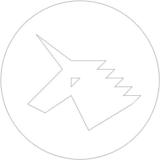 unicorn-logo_display_large.jpg Télécharger fichier GCODE gratuit Logo de licorne • Design imprimable en 3D, Urgnarb