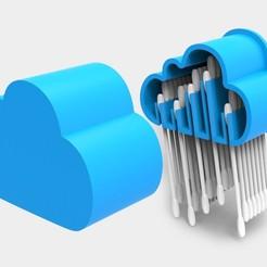 Imprimir en 3D gratis Nube de algodón, Urgnarb
