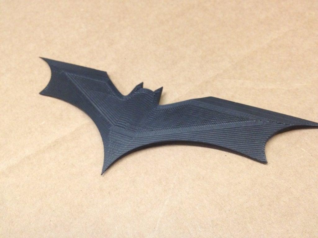 IMG_0725[1_display_large.jpg Télécharger fichier GCODE gratuit Dark Knight Lève Batarang • Plan pour imprimante 3D, Urgnarb