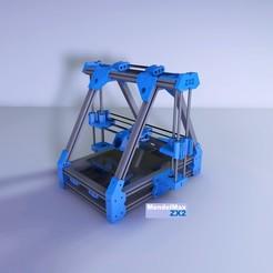 Descargar diseños 3D gratis MendelMax 1.5 ZX2, Urgnarb