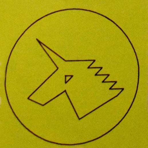 Download free STL file Unicorn Logo, Urgnarb