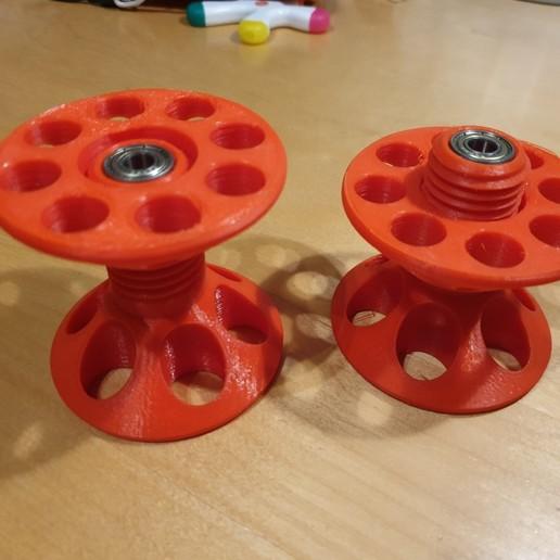Télécharger plan imprimante 3D gatuit BOBINAGE UNIVERSEL, franckober