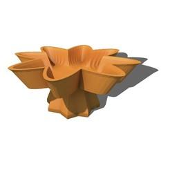 BowlFlower.jpg Télécharger fichier STL Fleur de bol • Design pour impression 3D, foosepedrete91