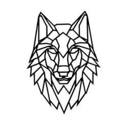 Descargar diseños 3D Colgante Lobo, omeralperen1