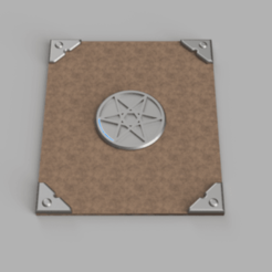 Download free GCODE file Spellbook Adornments • 3D printing model, Piggie