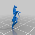 Download free STL file Reverse Centaur • 3D printer design, Piggie