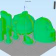Télécharger fichier impression 3D gratuit Noël bizarre / L'homme à la pomme de terre, Piggie