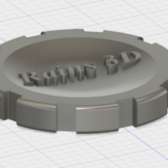 Download free 3D printing templates Rains 3D - Maker Coin, Piggie