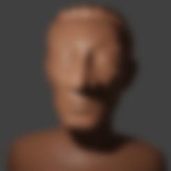 Download free STL file Regular Jeff • 3D printable template, Piggie