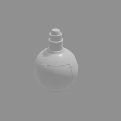 Download free 3D printer files Potion of Minor Magic (Potion Bottle), Piggie