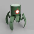 Télécharger fichier 3D gratuit Libérateur [Fallout 76], Piggie