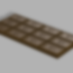 Download free STL file Chocolate Bar, Piggie