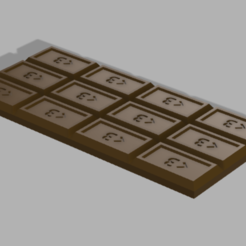 Download free STL file Chocolate Bar, Piggie