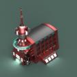 Planet_Express_3030_front.png Télécharger fichier STL gratuit Planète Express 3030 • Objet à imprimer en 3D, Piggie