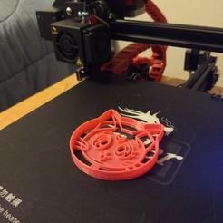 Download 3D printing templates Sailor Moon 2 cookie cutter, Roku