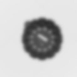 Télécharger fichier STL Lettre magique Un pendentif • Plan pour imprimante 3D, mandrakecr