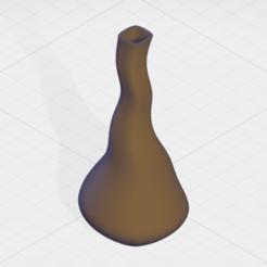 FPN04.png Download STL file Vase for Plant FPN04 • 3D printer model, mandrakecr