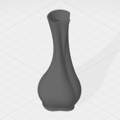 modern-vase-FPN11.png Download STL file Vase for Plant FPN11 • Object to 3D print, mandrakecr