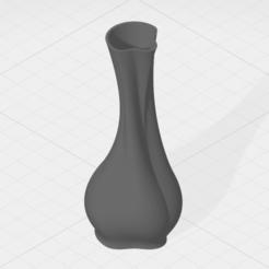 modern-vase-FPN11.png Télécharger fichier STL Vase pour plante FPN11 • Objet à imprimer en 3D, mandrakecr